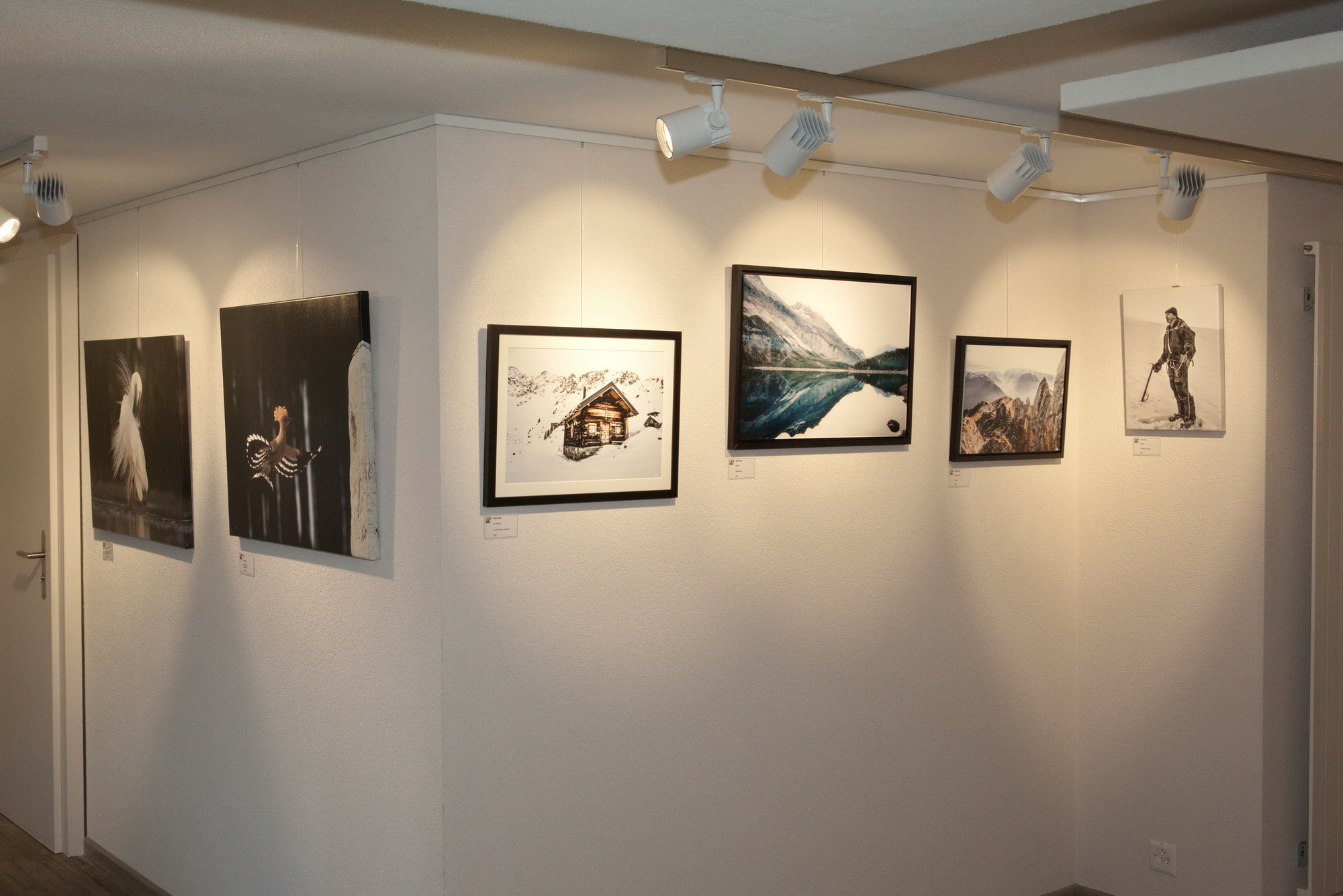 Vernissage expo photographes sculpteur 7sept18